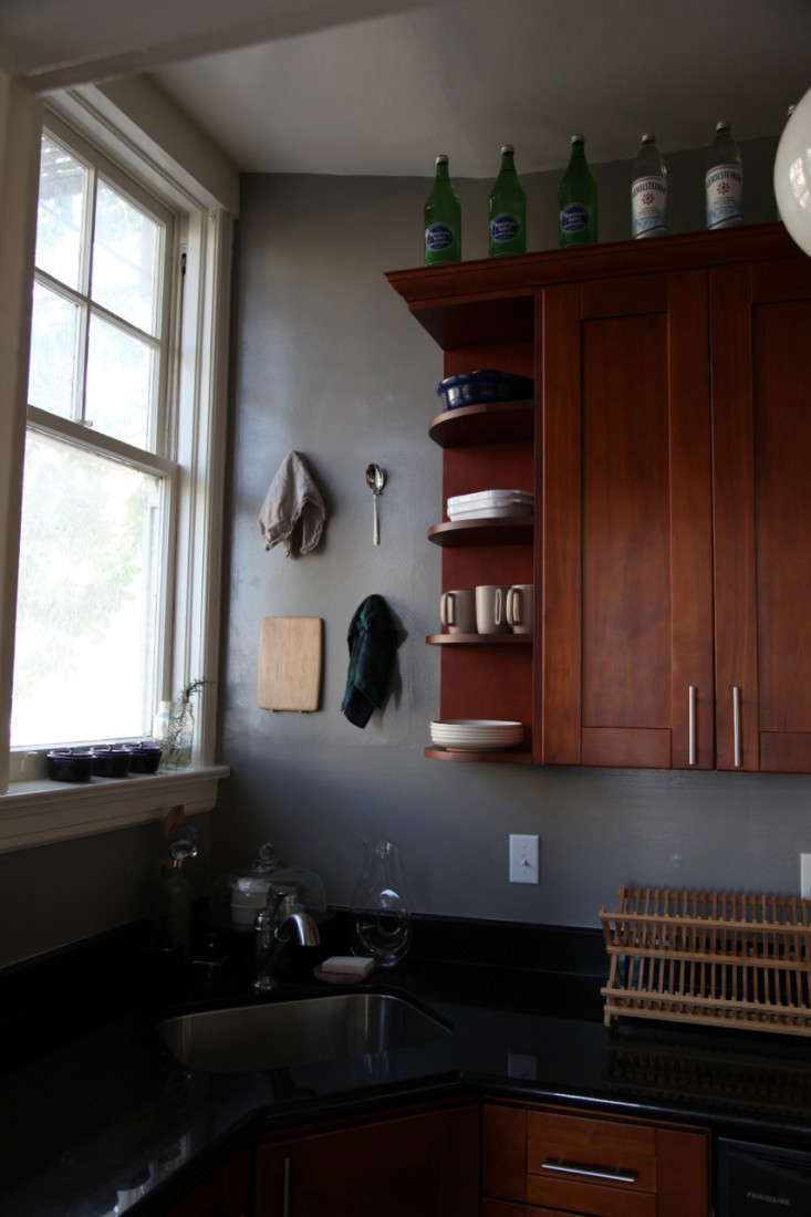 Rental Rehab: Small Kitchen Makeover - Remodelista