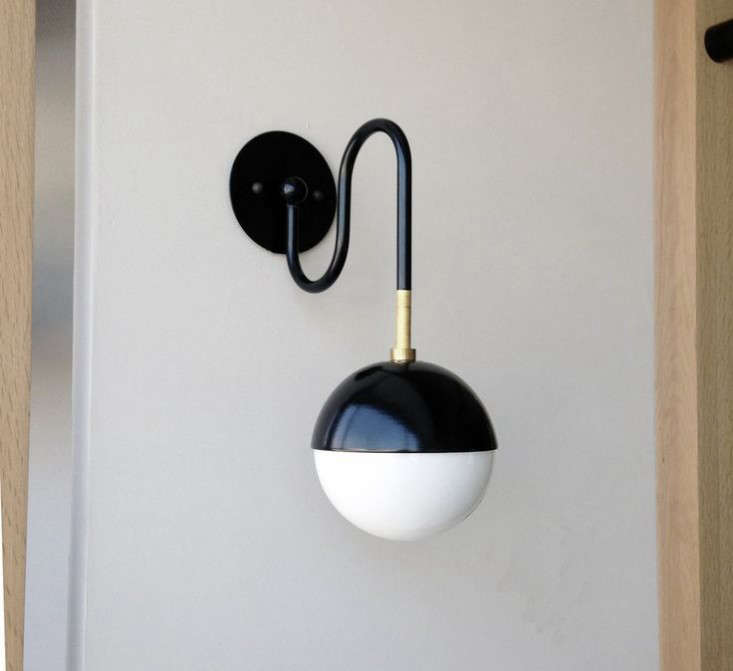 High Low The Black And White Globe Light