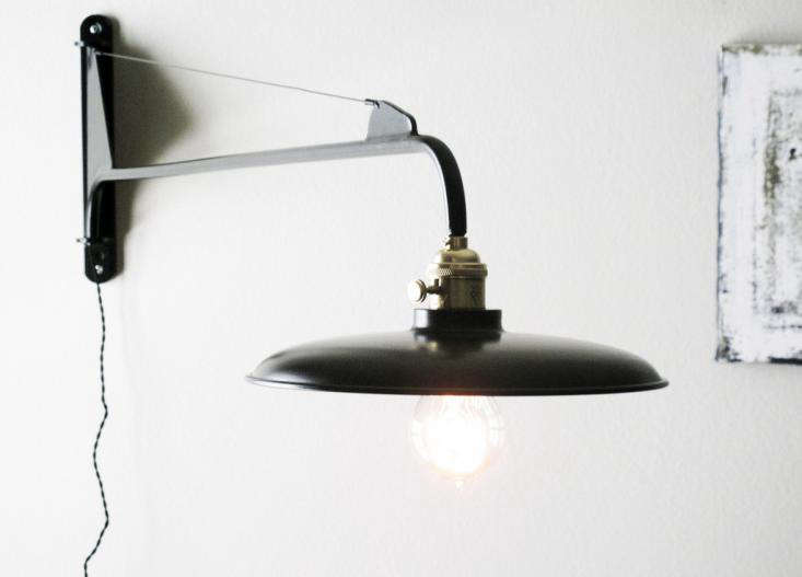 5 Favorites: Prouvé-Inspired Swing Arm Lights