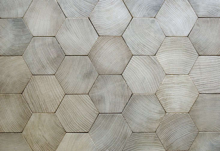 Trend Alert: Geometric Flooring, Chateau Edition
