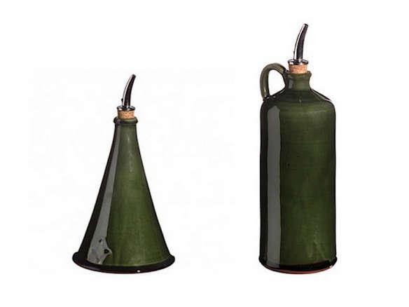 Barbotine Olive Oil Bottles