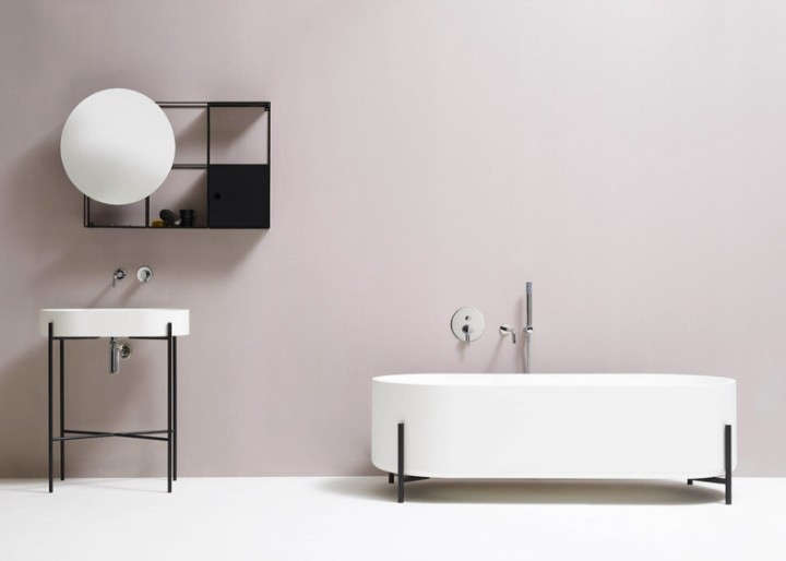 Bare Necessities New Bathroom Collection From Norm Architects Remodelista