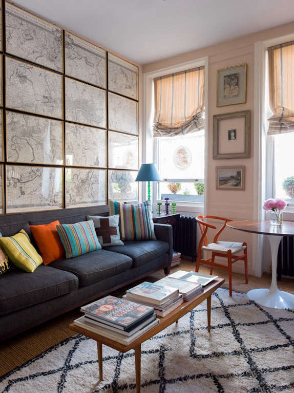 Cool Finding The Right Living Room Mix Remodelista Interior Design Ideas Tzicisoteloinfo