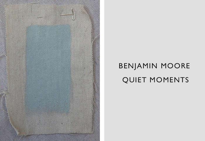 Quiet moments paint