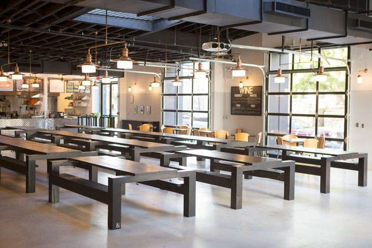 A Modern Beer Hall In Brooklyn By A World Famous Architect
