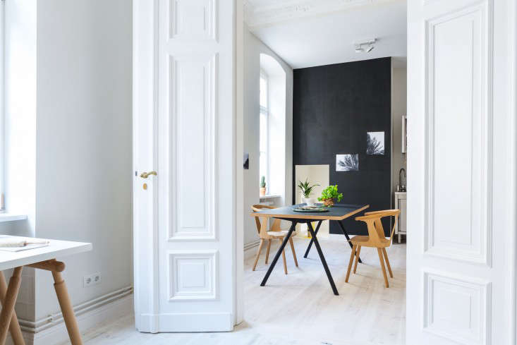 small space living a grand two room apartment remodelista