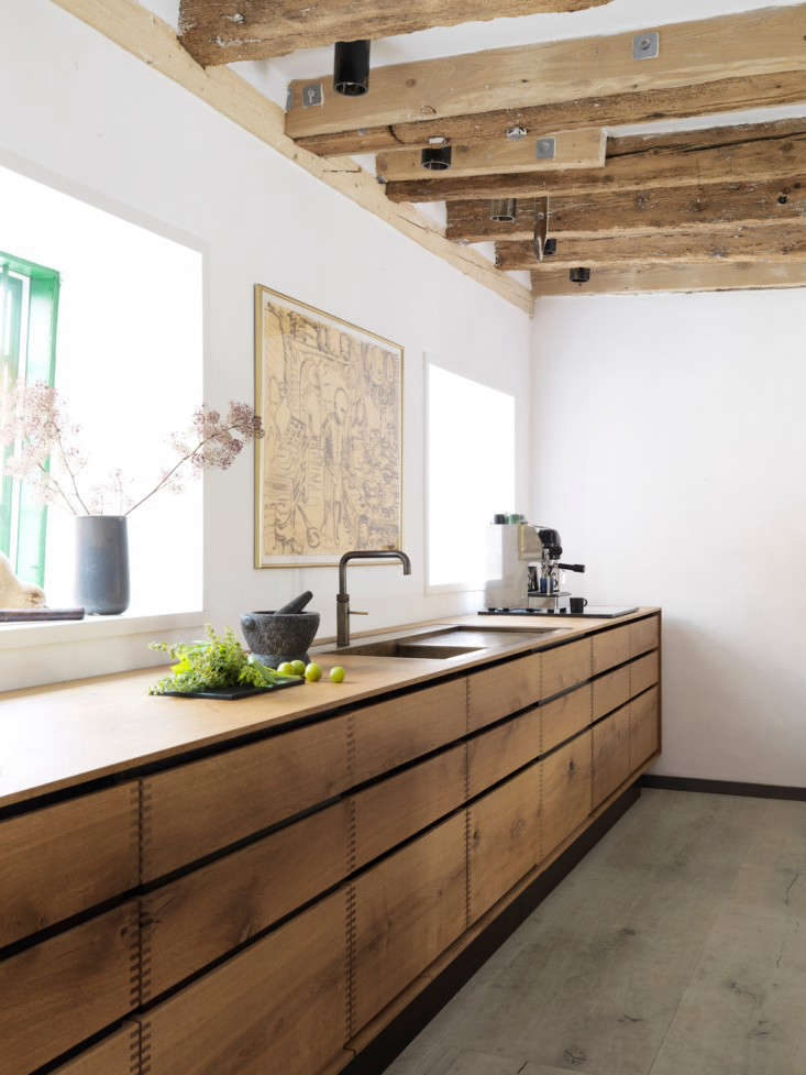 bespoke kitchen model dinesen heartoak oak remodelista 2 - Chefs Kitchen 2
