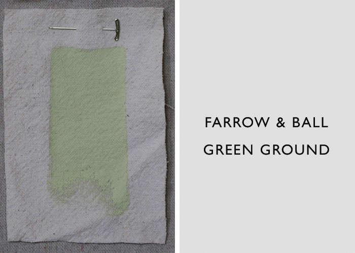 above portland or designer carole magness singles out farrow balls green ground which she calls fresh and vaguely artsy reminding me of certain - Celadon Paint Color