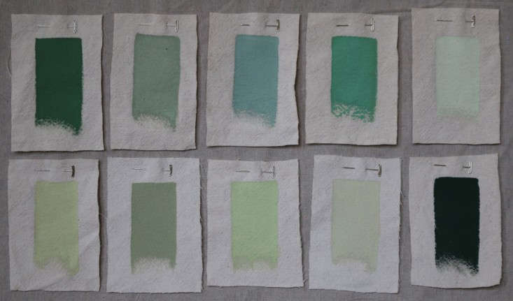 10 paint picks jade and celadon green remodelista - Celadon Paint Color