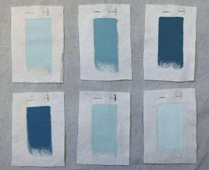 Palette U0026 Paints: Coastline Inspired Blues