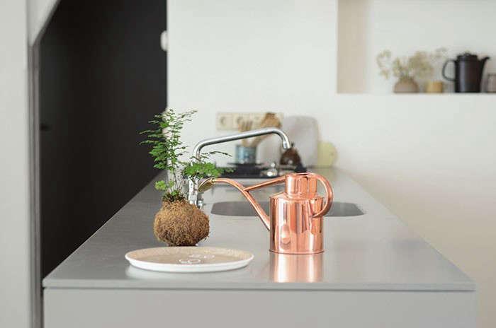 Bloesem Irene Hoofs Amsterdam Corian Countertops Kitchen Via Remodelista