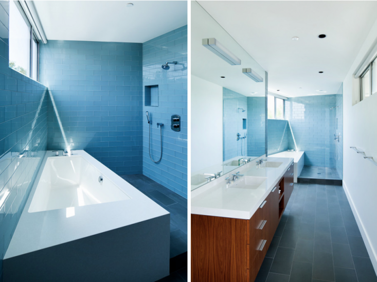 Feeling Blue: Baths from the Remodelista Architect/Designer Directory