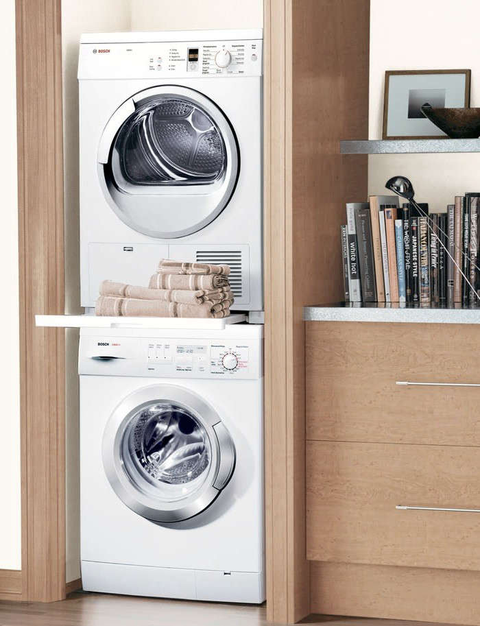Little Giants: Compact Washers And Dryers