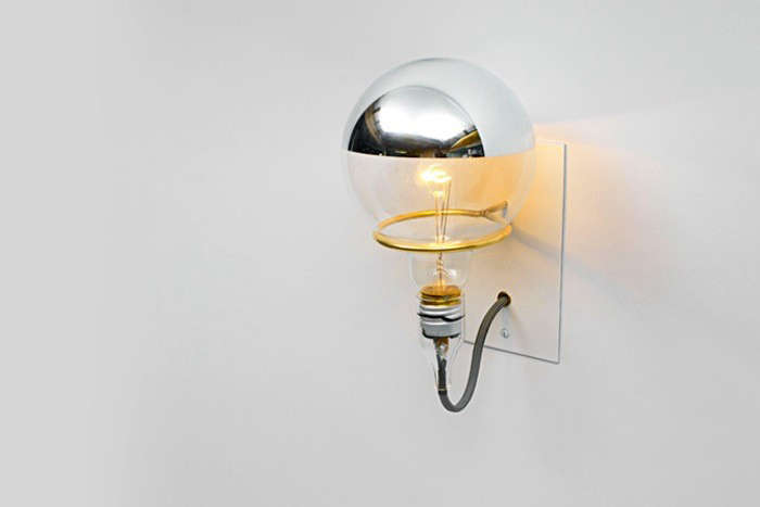 Fabulous Bare Ring Sconce