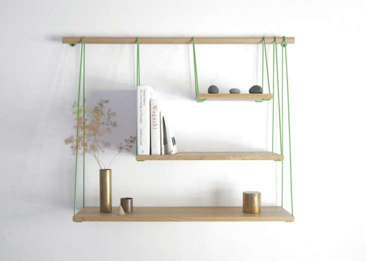 Balancing Act: Bridge Shelves by Outofstock