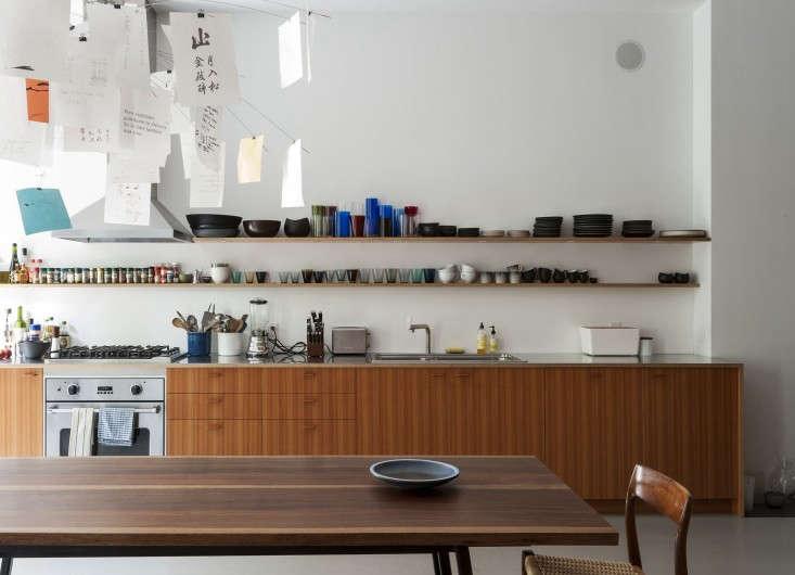 kitchen of the week a scandi design in brooklyn remodelista. Black Bedroom Furniture Sets. Home Design Ideas