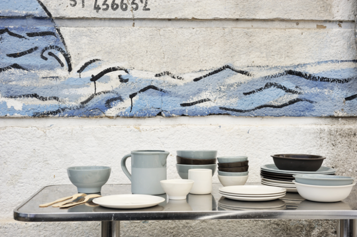 new french basics cantine tableware from jars ceramistes remodelista