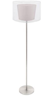 Duo Drum Floor Lamp