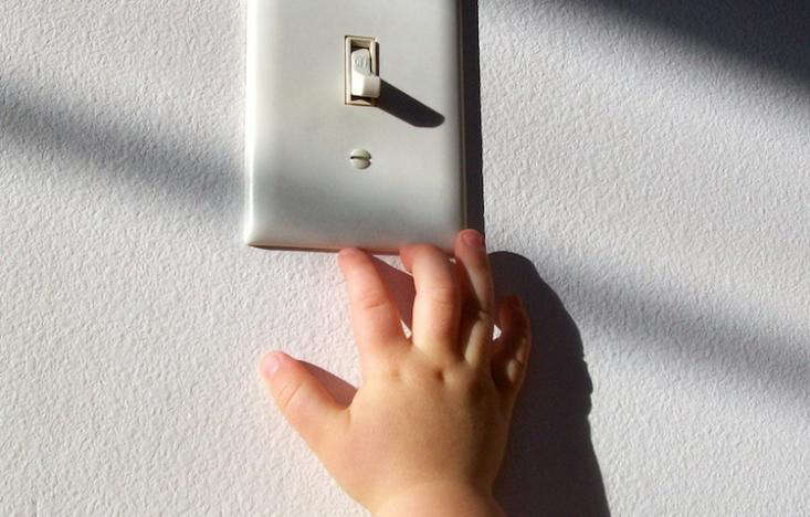 Lights Out: Sensor Light Switches - Remodelista