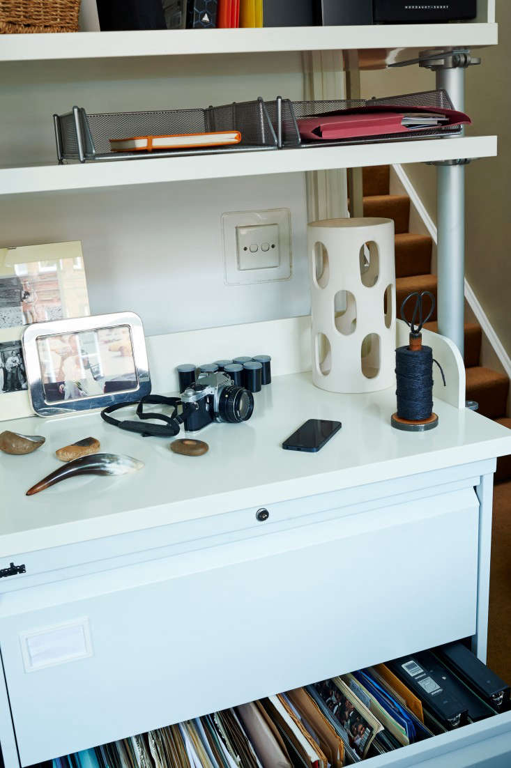 rehab diary storage in unexpected places home office. Black Bedroom Furniture Sets. Home Design Ideas