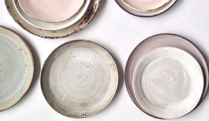 10 Easy Pieces Handmade Dinnerware from Ceramics Studios & 10 Easy Pieces: Handmade Dinnerware from Ceramics Studios - Remodelista