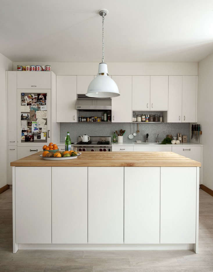 Before and After: A Cobble Hill Kitchen Makeover - Remodelista