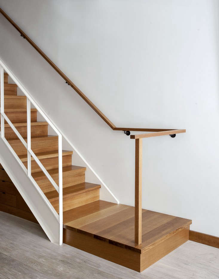 10 Favorites: Warm Wooden Stairs, Modern Edition - Remodelista