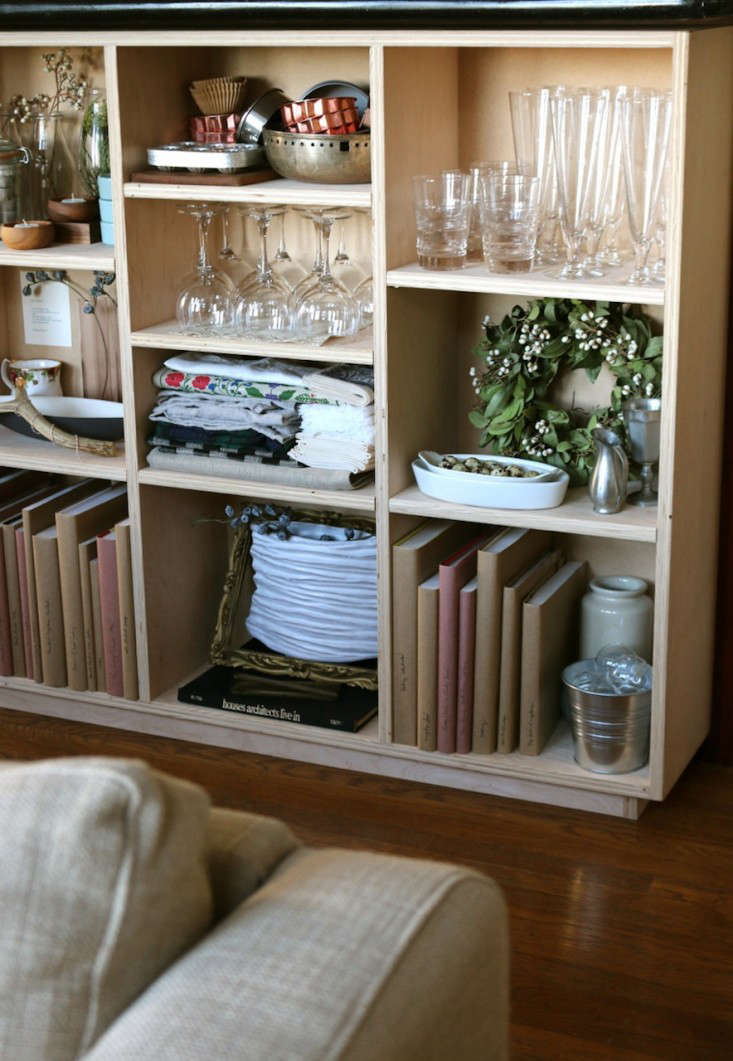 Simple DIY shelving!
