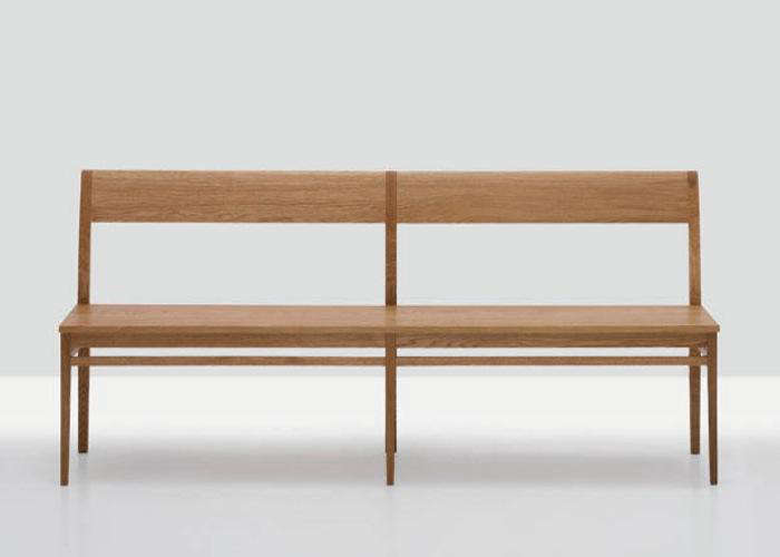 Fantastic 10 Easy Pieces Modern Wooden Benches With Backs Remodelista Ibusinesslaw Wood Chair Design Ideas Ibusinesslaworg