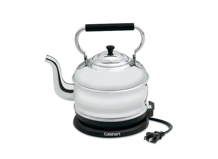 Best Retro Kettles 2018 London Evening Standard Old fashioned looking electric kettle