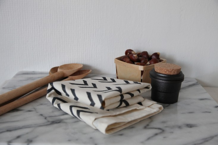 DIY Block Printing: The Customized Tea Towel and More