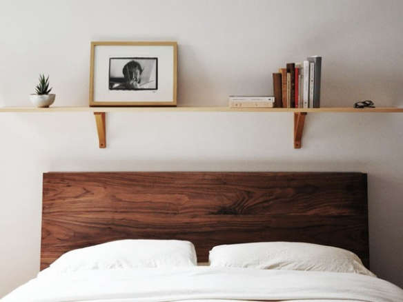 Five Favorites Wooden Beds With Angled Headboards