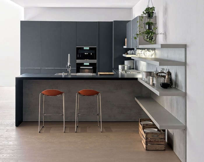 Beau Dada. Above: Dadau0027s INDada Kitchen System ...