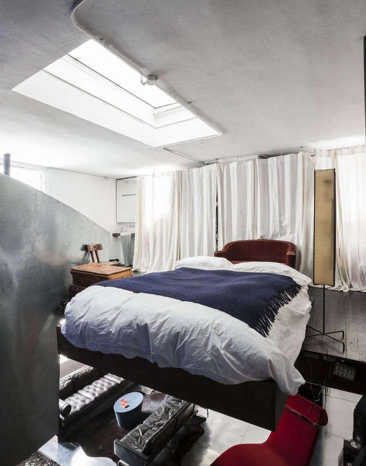 Life on the Edge: An Architect's Eccentric NYC Loft