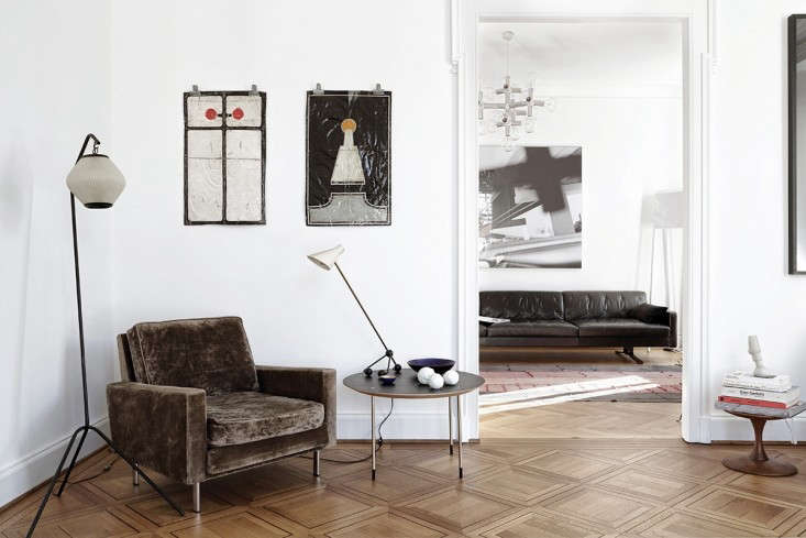 Picture Clips Hanging design sleuth: metal clips as art holders - remodelista