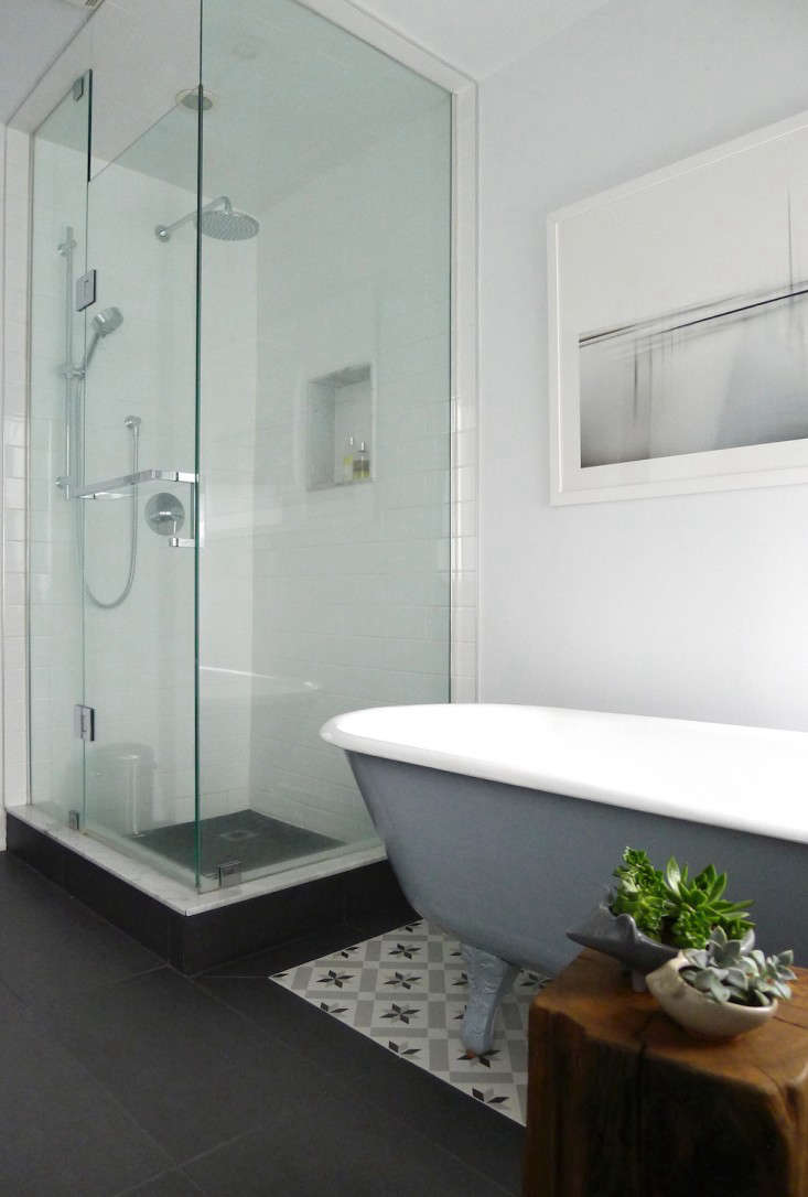 Best Amateur-Designed Bath: Zachary Leung - Remodelista