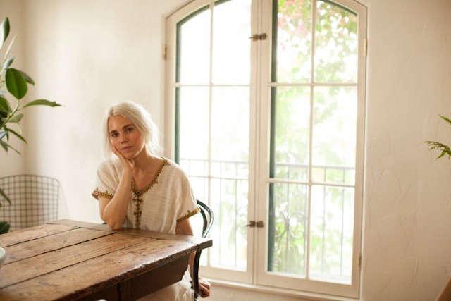 The Bohemian Life Designer Lauren Soloff At Home In La