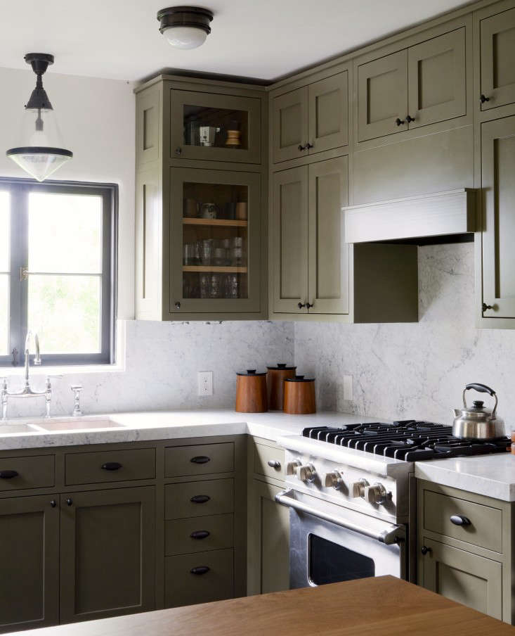 Plain Kitchen Cabinets: The Designers Are In: LA Style, Artisan Edition