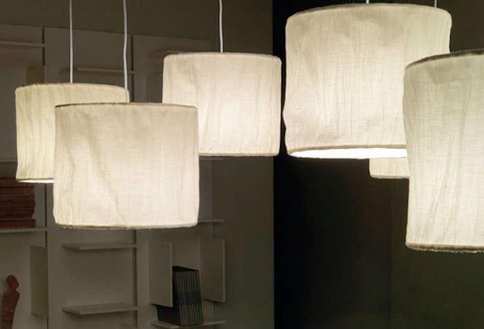 Design Ay Illuminate : 10 easy pieces: fabric pendant lamps remodelista