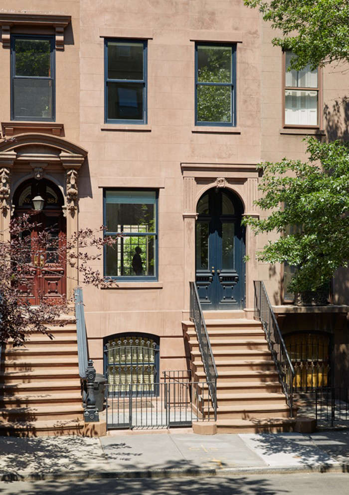 A House United: Reimagining a Brooklyn Brownstone