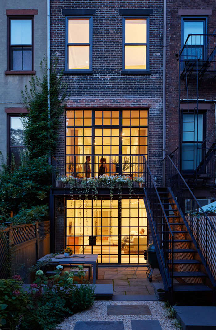 A House United Reimagining A Brooklyn Brownstone