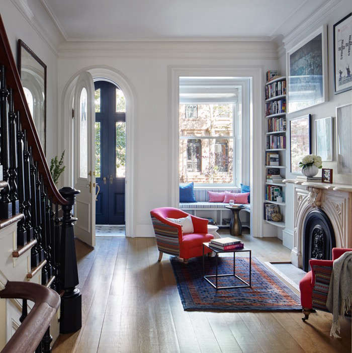 A House United: Reimagining a Brooklyn Brownstone - Remodelista