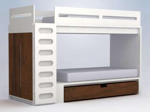 Ducduc Alex Loft Bed