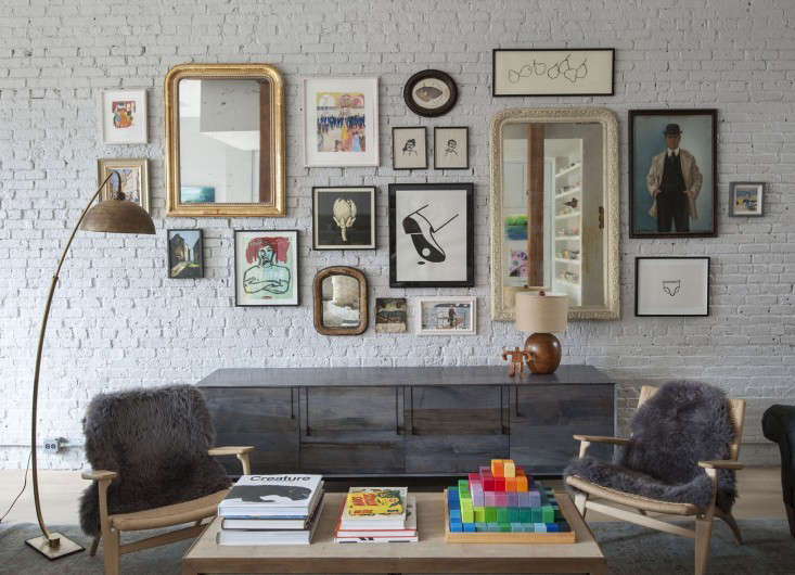 10 Favorites The Art of the Art Wall & 10 Favorites: The Art of the Art Wall - Remodelista