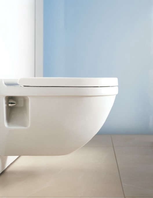 Above: Designed By Philippe Starck, The Duravit Starck 3 Wall Mounted  Toilet Is WaterSense Certified And Offered In A Regular (shown) As Well As  Compact ...