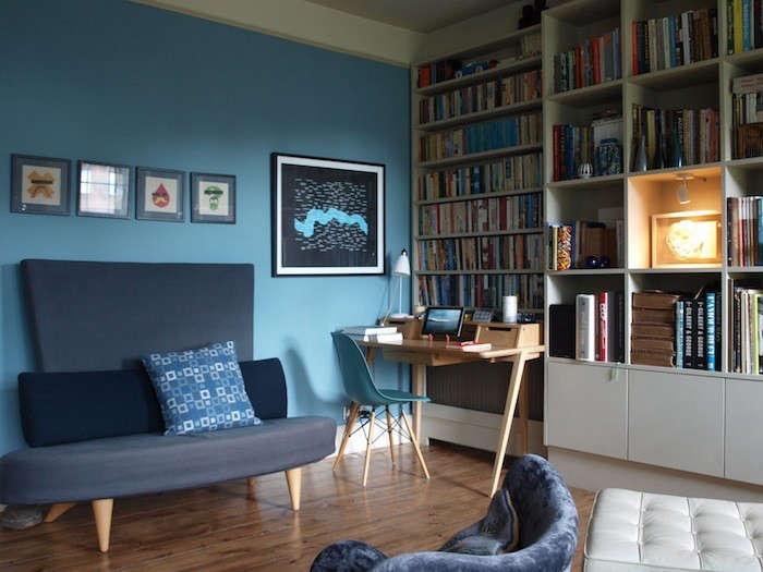 best professionally designed office space egon walesch remodelista