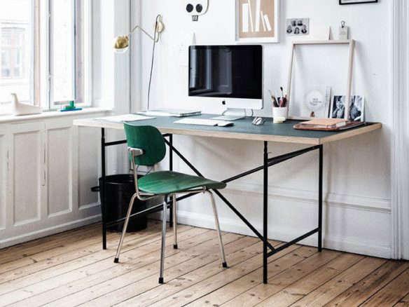 eiermann table 1. Black Bedroom Furniture Sets. Home Design Ideas