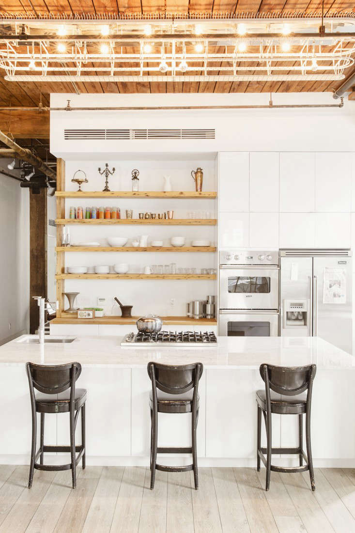 Steal This Look: A Renovated Loft Kitchen in Brooklyn