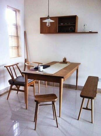 Bauhaus In Beijing Craft Furniture From An Emerging Designer