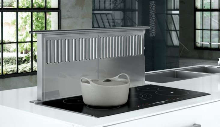 Bon Remodeling 101: Nearly Invisible Downdraft Kitchen Vents